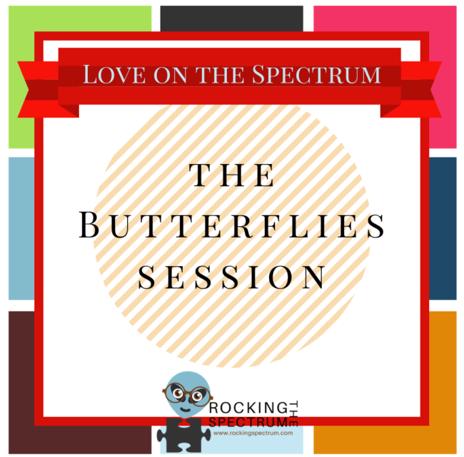 Love on the Spectrum – the Butterflies Session (falling in love)