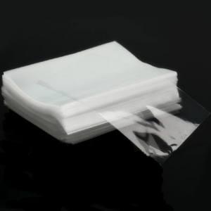 Clear Bags 18cm x 35cm (100 pieces)