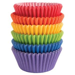 Multicolour Cupcake Cases (Pack of 150)