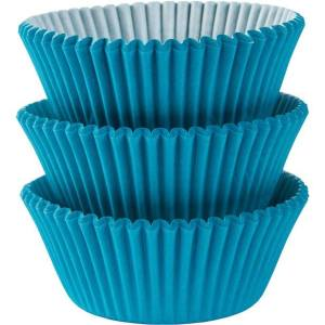 Blue Cupcake Cases (Pack of 75)
