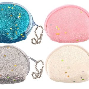 Mini Glitter Purse (6.5 cm) - 4 pieces