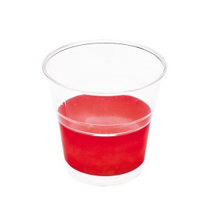 Red Plastic Cups (10 pieces)