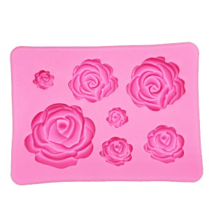 7 Roses mold