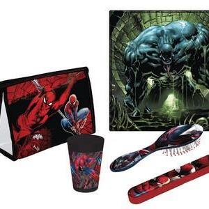 Spiderman Travel Set 23x15x8cm