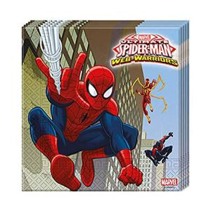 Spiderman Napkins (pack of 20)