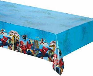 Spiderman Tablecover 120cm x 180cm
