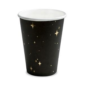 Black Celebrations Cups (6 pieces)