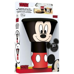 Mickey Mouse LUNCH SET 3PCS