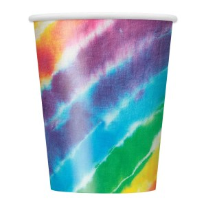 Rainbow Cups (8 pieces)