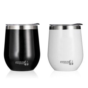 PANDA OUTDOOR stainless steel Coffee Cup 320ml
