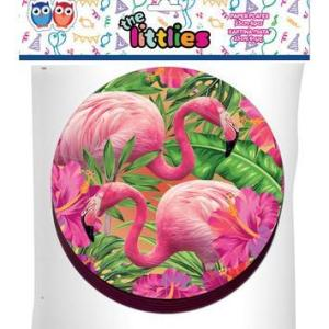 Flamingo Plates 23cm (6 pieces)