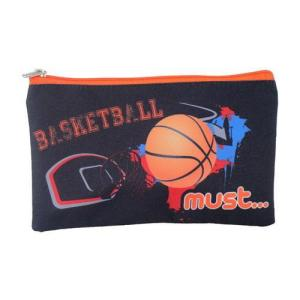 Basketball Pencil Case MUST 21x12cm