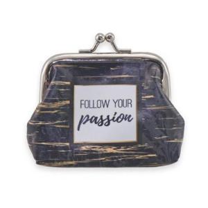 Key Chain Wallet / Πορτοφολάκι Μπρελόκ #passion color TESORO (9x6cm)