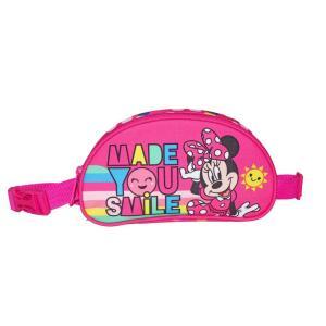 Minnie Mouse Waist Bag / Τσαντάκι Μέσης 20x12cm