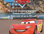 Disney/Pixar Cars Sale