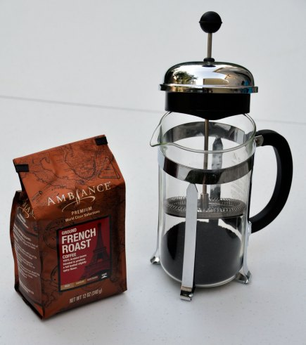 Ambiance Coffee With French Press