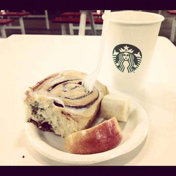 Starbucks Delicious Pairings