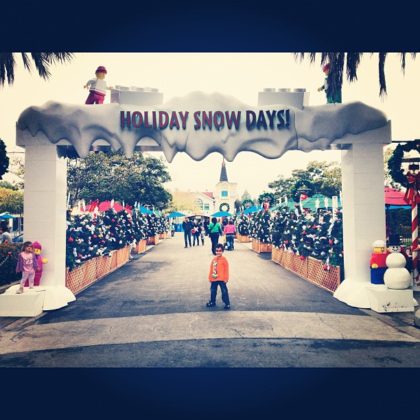 Holiday Snow Days