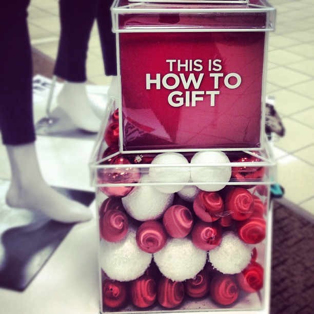 This Is How To Gift