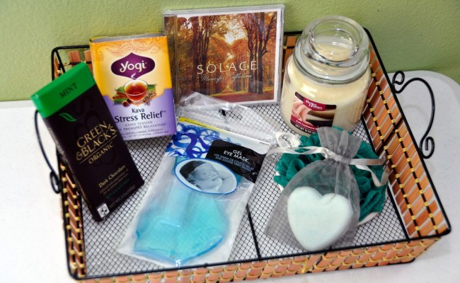 Relaxation Gift Ideas For Mother S Day