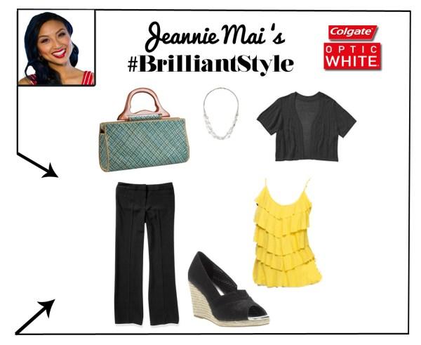 How I Look Jeannie Mai Outfits 2013
