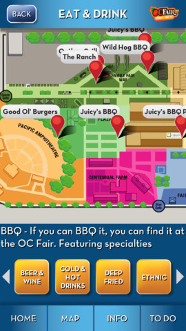 Orange County Fair App
