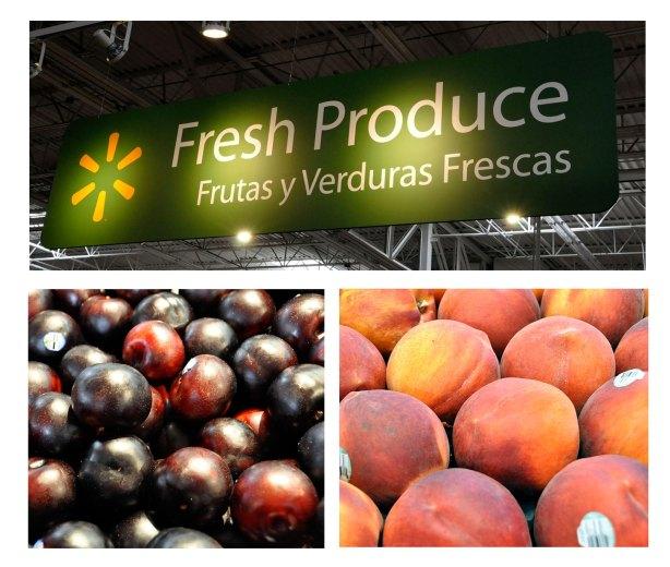 Stone Fruit at Walmart