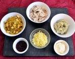 Turkey Casserole Ingredients