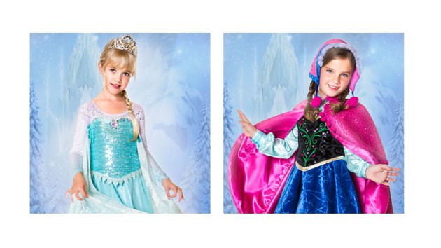 Disney Frozen Costumes