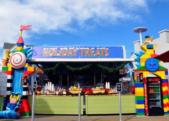 Holiday Treats At LEGOLAND