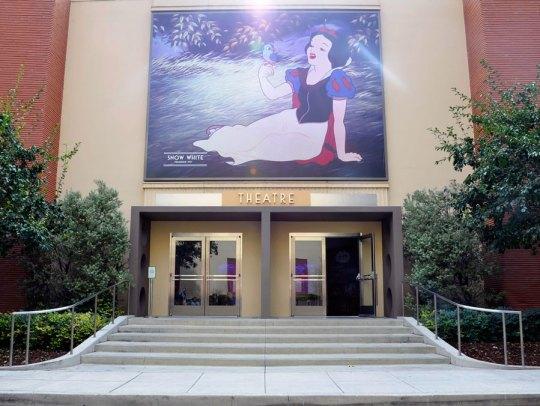 Snow White Theater at Walt Disney Studios