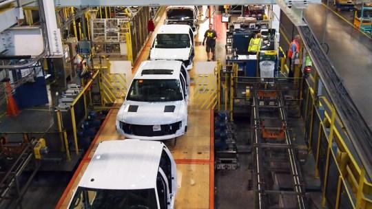 Ford Automotive Plant