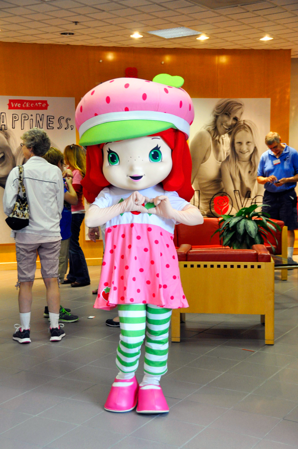11th Annual Strawberry Shortcake Convention Announces New