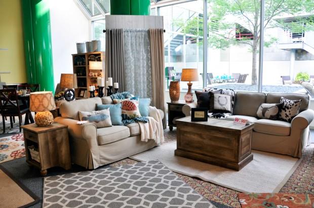 better homes and gardens living room ideas | Gopelling.net