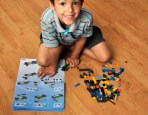 Building with Mega Bloks