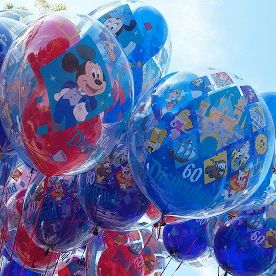 Diamond Celebration Balloons