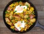 Skillet Potato Hash