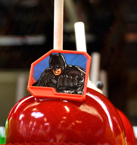 Batman Candy Apple