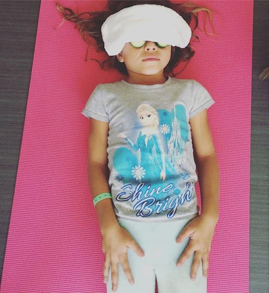 Sleeping Kid - Health Habits