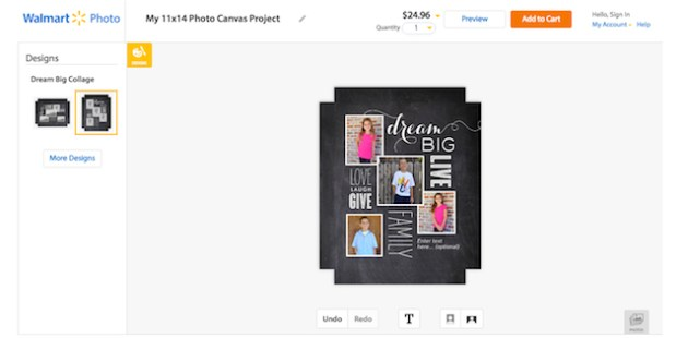 Photos For Canvas - Photo Gifts