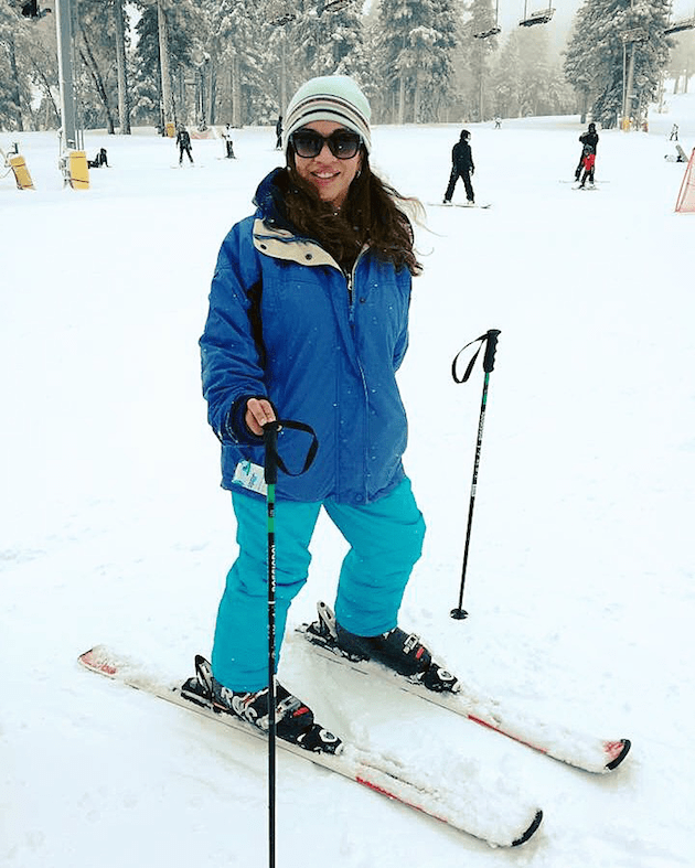 Skiing - First Time Skiers