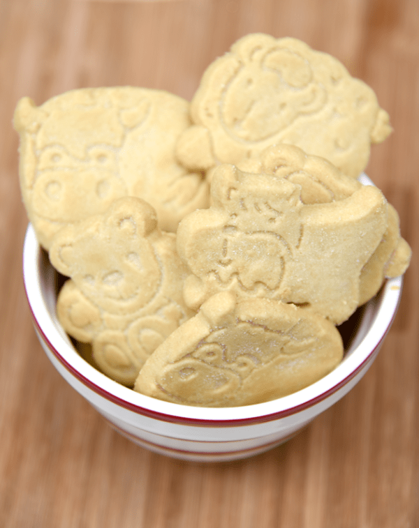 Walkers Animal Shapes Shortbread - Kid Friendly Trail Mix