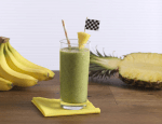 Pineapple Pit-Stop Smoothie