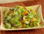 Romaine Mandarin Oranges and Avocado Salad
