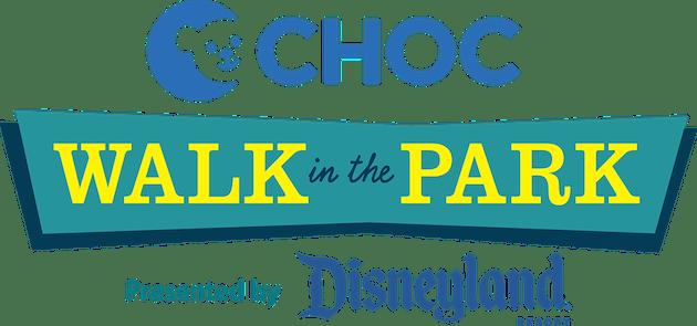 CHOC Walk in the Park Logo