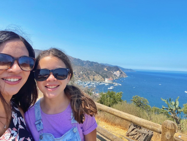 Mother Daughter Catalina Island Getaway