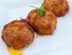 Goat Cheese Croquettes
