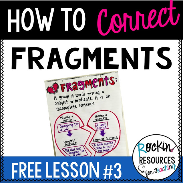 free fragment lesson
