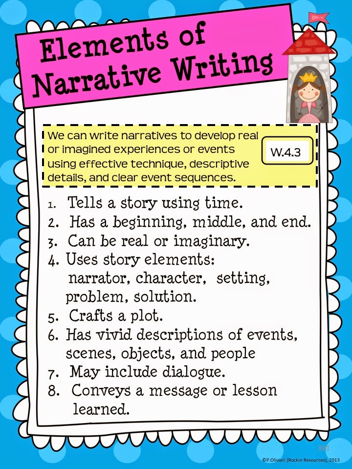 Narrative Writing: Launching Writer's Workshop - The Brown ...