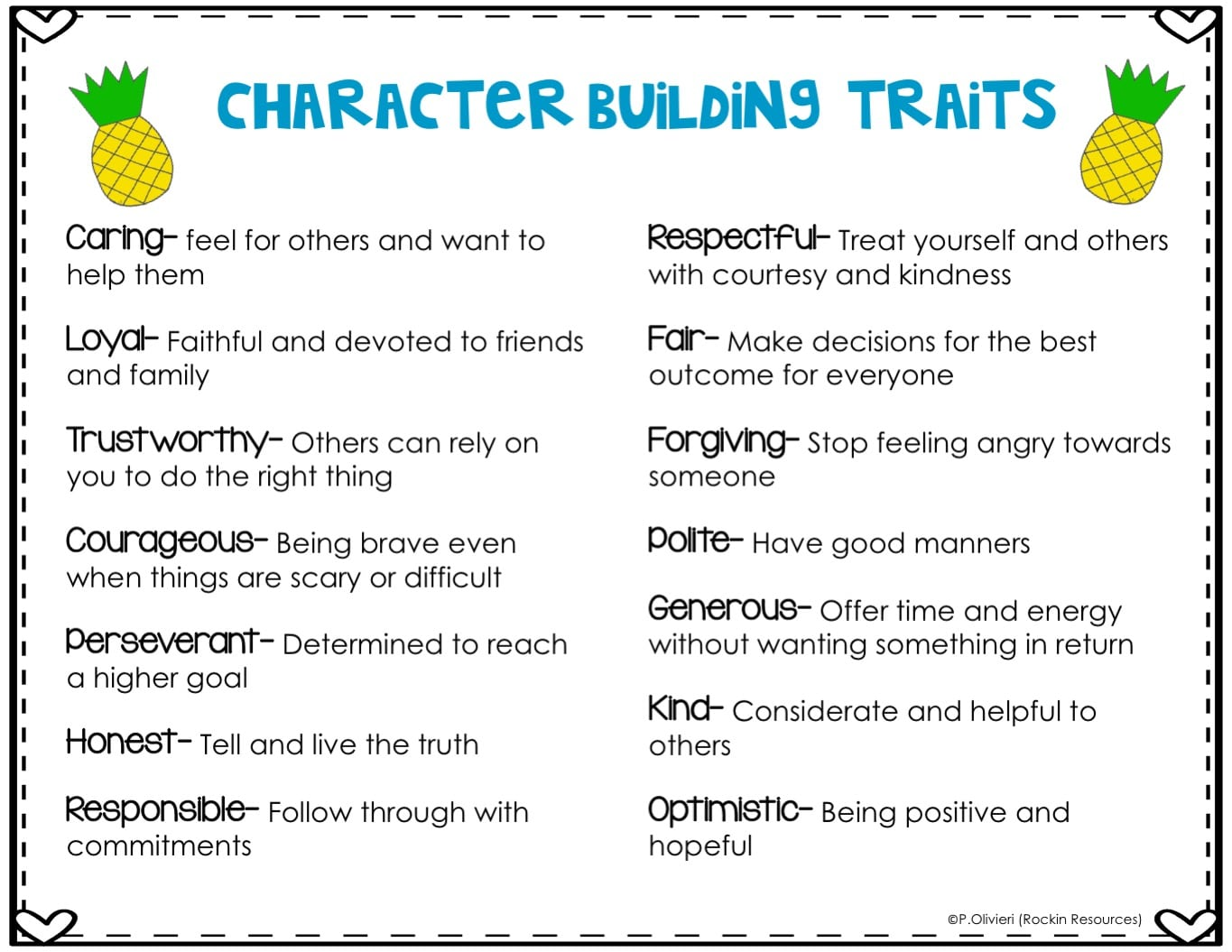 20 Good Character Traits That Will Help Your Kids Grow Up to Be Happy, Successful and Loved By All